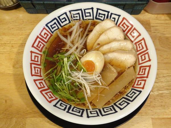 「鶏醤油ラーメン」@中るラーメン 京都木屋町店の写真
