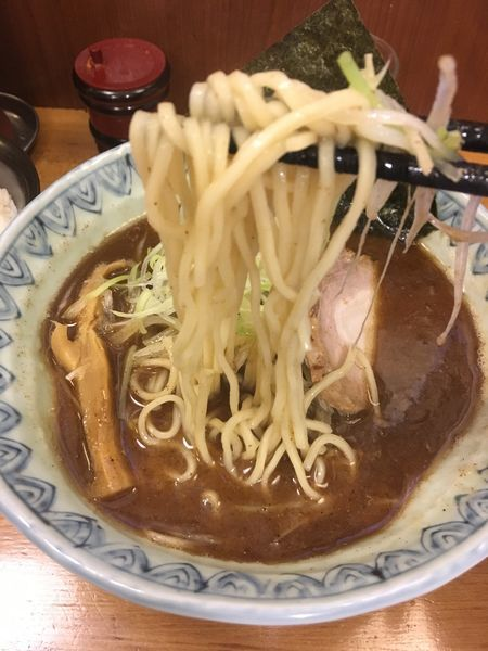 「蕪村そば 740円」@麺屋蕪村の写真