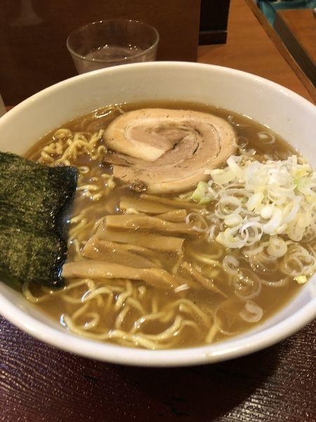 「中華麺 中盛」@めん 和正の写真