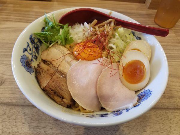 「特製油そば¥930」@くじら食堂 nonowa東小金井店の写真