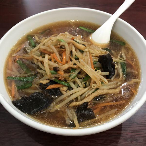 「サンマー麺(¥750)」@華宴の写真