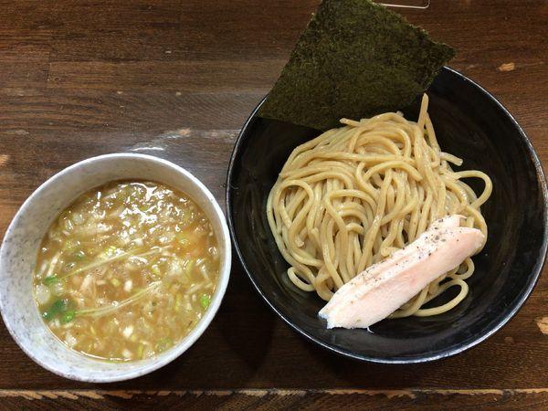 「鶏つけ麺」@鶏々 TORIDORIの写真
