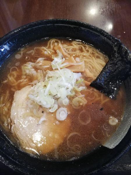 「醤油ラーメン」@極旨 じゅん屋の写真