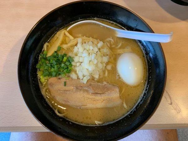 「味玉とりそば 醤油」@麺堂 稲葉 ~Kuki style~の写真