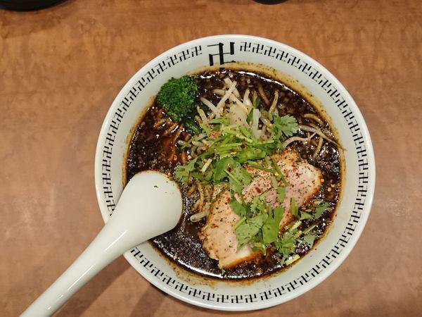 「スパイス・ラー麺」@スパイス・ラー麺 卍力 秋葉原店の写真
