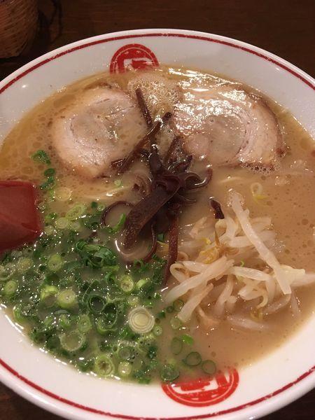 「ラーメン」@ラーメン 唐そば 渋谷2丁目店の写真