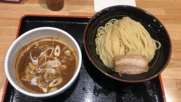 「つけ麺 中盛り」@麺屋 睡蓮の写真