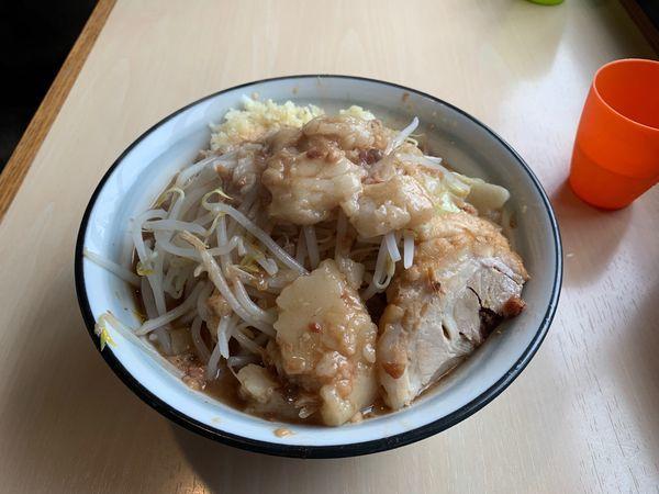 「ラーメン」@蒙麺 火の豚の写真