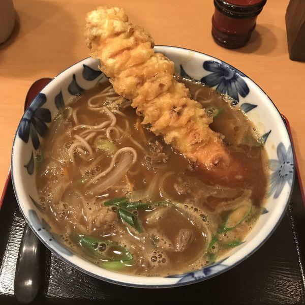 「ちく天カレー(¥780)」@手打ちうどん 吉野の写真