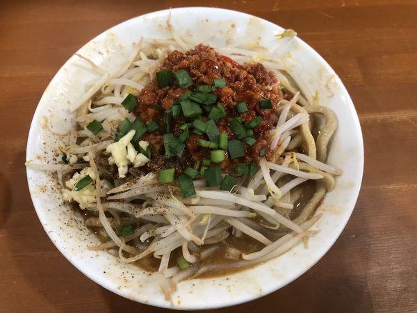 「坦々麺300g」@ラーメン ジライヤの写真