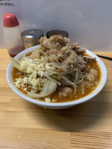 「味噌ラーメン」@ラーメン荘 夢を語れ Yume Wo Katare Tokyoの写真