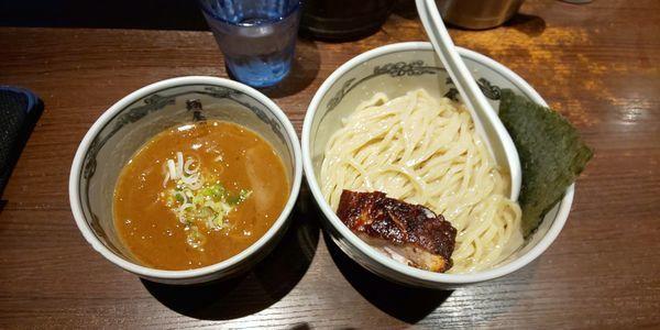 「濃厚つけ麺」@麺屋武蔵 神山の写真