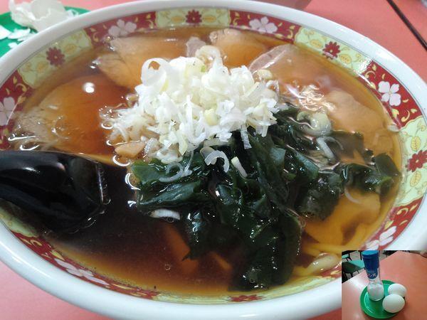「チャーシュー麺800円」@珍來 北千住店の写真