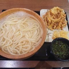 丸亀製麺 イオンフードスタイル港南台の写真