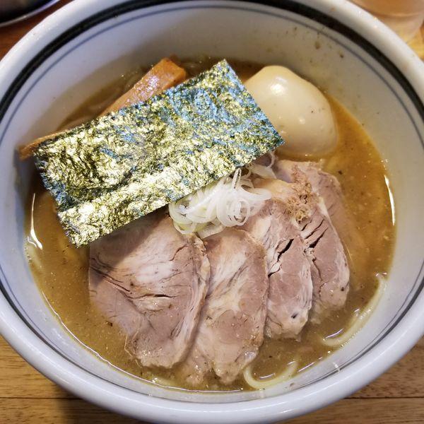 「ちゃーしゅーめん+味付たまご」@こうかいぼうの写真