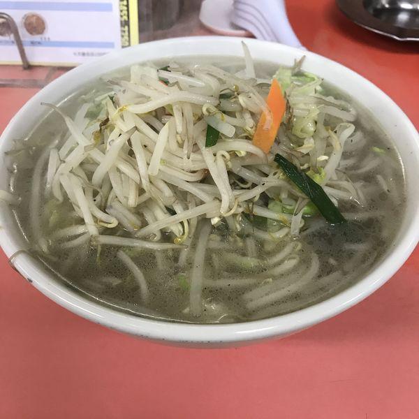 「タンメン(¥600)」@中華料理 天華の写真