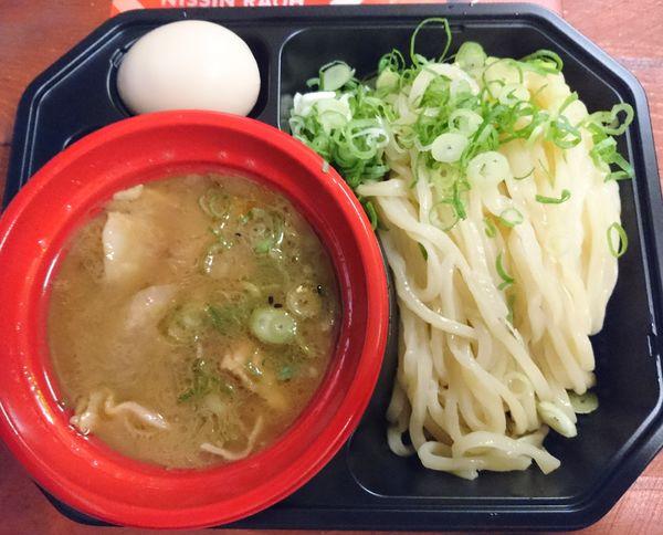「あの小宮×伊蔵八 1,076の滴(つけ麺)+味玉」@大つけ麺博 美味しいラーメン集まりすぎ祭の写真