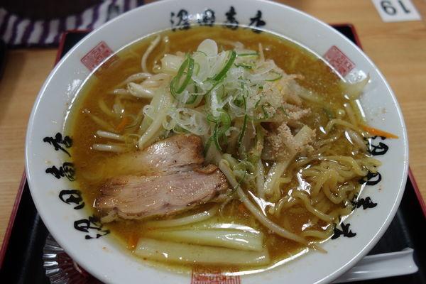 「味噌ラーメン」@沼田商店 麺組 宮城うまいものと優れもの市の写真