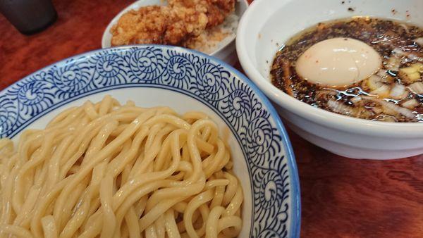 「つけ麺セット」@元気屋の写真