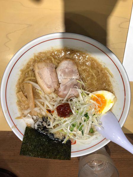「濃 930円、大盛り」@野方ホープ 中野店の写真