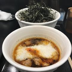 なぜ蕎麦にラー油を入れるのか。 神田小川町店の写真