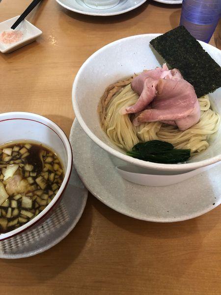 「淡麗つけ麺」@麺屋BISQの写真