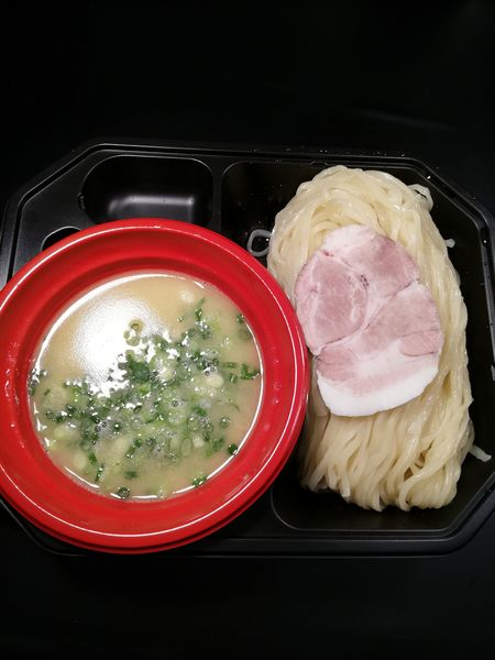 「濃厚鶏白湯つけ麺」@大つけ麺博 美味しいラーメン集まりすぎ祭の写真