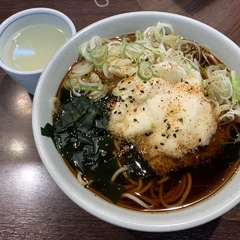 永坂更科 布屋太兵衛 新宿地下鉄ビル店の写真