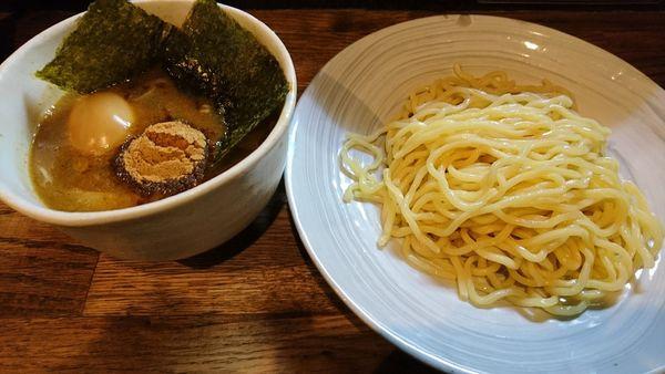 「【夜】特製つけ麺」@風雲児の写真