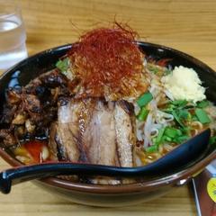中華麺酒家 からっ風の写真