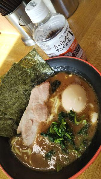 「レディースセット(700円)」@麺家 紫極の写真