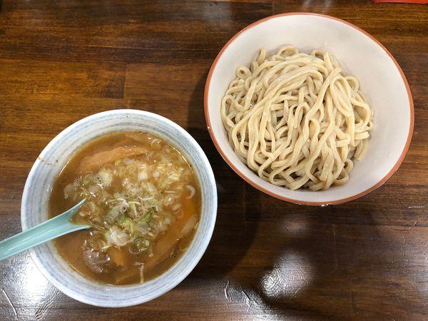 「濃厚つけ麺」@豚男爵の写真