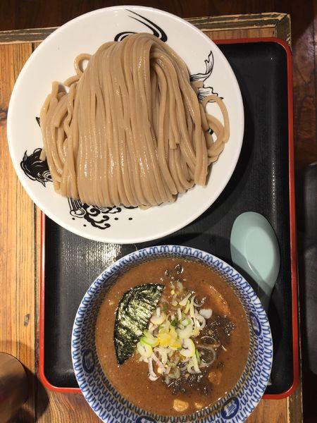「つけ麺 大」@松戸中華そば 富田食堂の写真