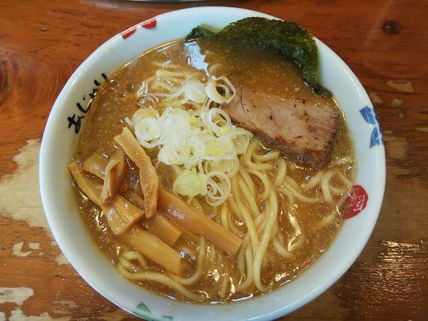「新みそ大盛(¥750+100)」@麺や 阿闍梨の写真