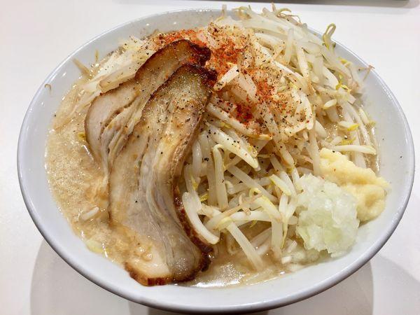 「フジヤマ 麺大盛」@麺屋 心の写真