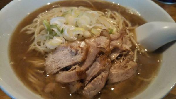 「肉そば・中盛」@自家製麺 伊藤の写真