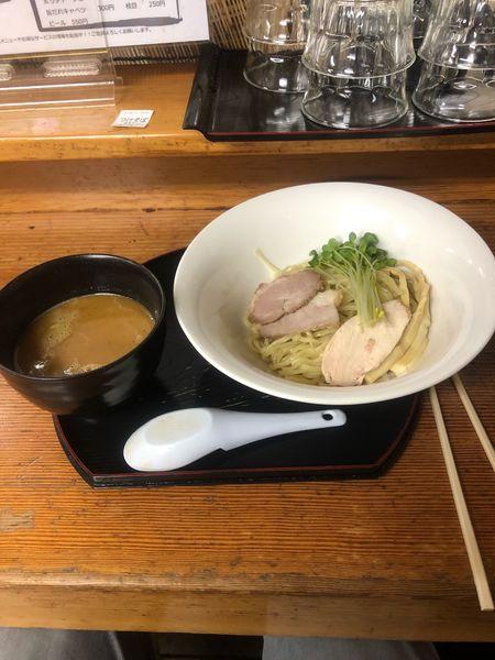 「つけ麺(並)」@中華そば 極宇の写真