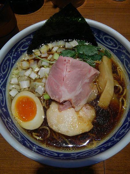 「黒醤油」@寿製麺よしかわ 川越店の写真