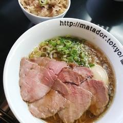 牛骨らぁ麺 マタドール 本店の写真
