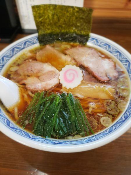 「わんたん麺 750円」@白河ラーメン むげんの写真