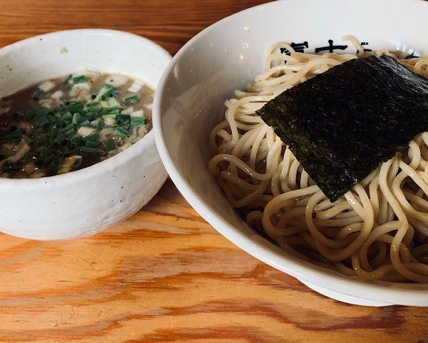 「つけ麺(並¥850)」@富士らーめんの写真
