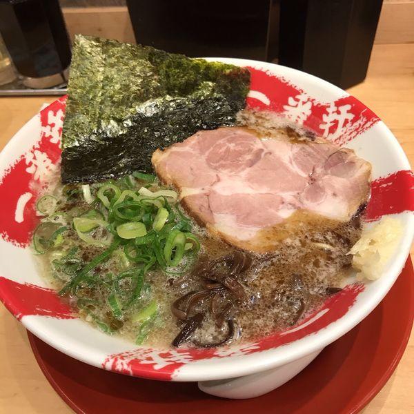 「黒豚骨ラーメン」@大名古屋一番軒の写真