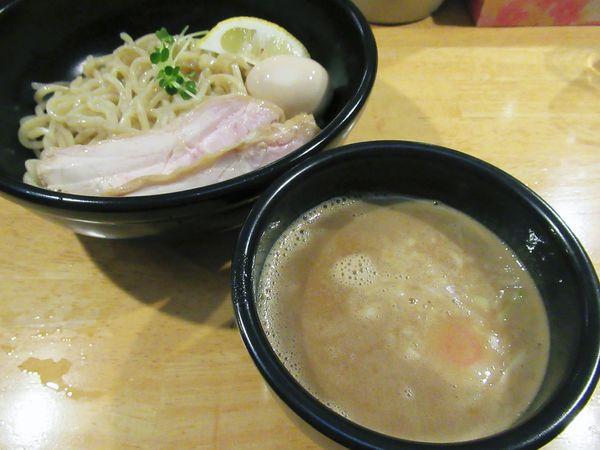 「つけ麺 中 (800円)」@仁王の写真