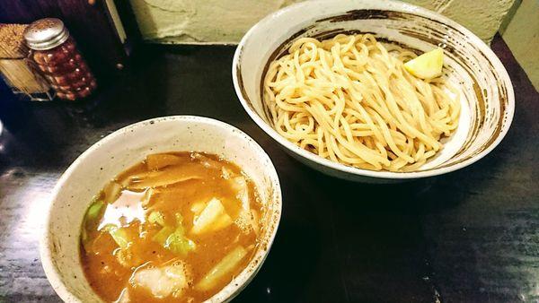 「つけ麺」@づゅる麺 池田の写真