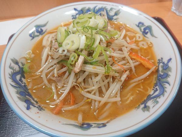 「味噌野菜ラーメン」@らーめんや天金 四条店の写真