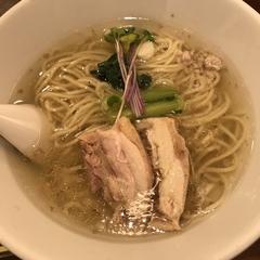 塩生姜らー麺専門店MANNISHの写真