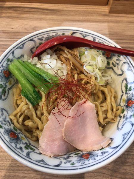 「油そば」@くじら食堂 nonowa東小金井店の写真