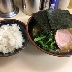 横浜ラーメン 武蔵家 千葉店の写真