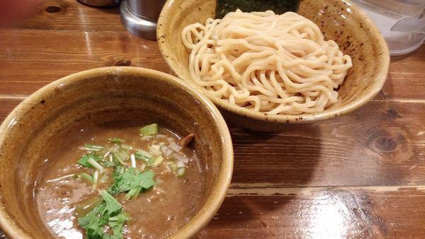 「煮干つけ麺800円」@ベジポタつけ麺 えん寺の写真