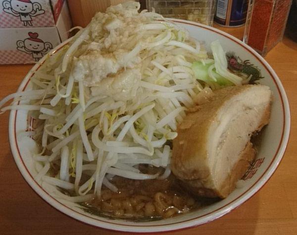 「ラーメン」@麺 半蔵の写真